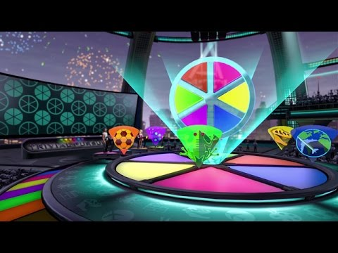 Launch trailer Trivial Pursuit Live - Hasbro Game Channel
