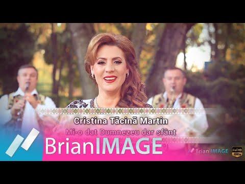 Cristina Tacina Martin - Mi-o dat Dumnezeu dar sfant (NOU)