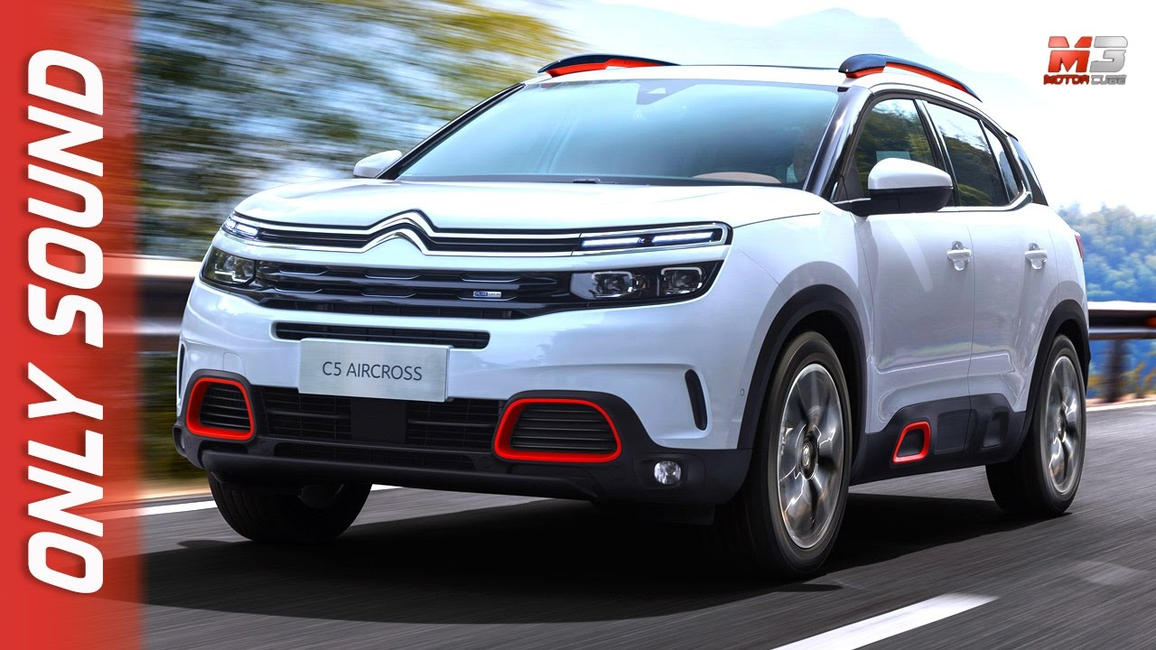 new citroen c5 aircross 2017 first test drive only sound youtube. Black Bedroom Furniture Sets. Home Design Ideas