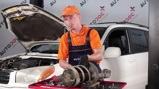Montage CITROËN XSARA PICASSO (N68) Bremsklötze für Trommelbremse: kostenloses Video
