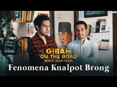 Knalpot Bising bukan Ujian Kesabaran | Gibah on the Road