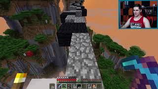 """Minecraft #247 - """"Budujemy parkour?!"""""""