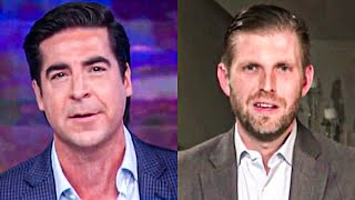 When a Fox News Host Outmatches Eric Trump's Insanity