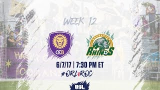 Orlando City II vs Rochester Rhinos full match