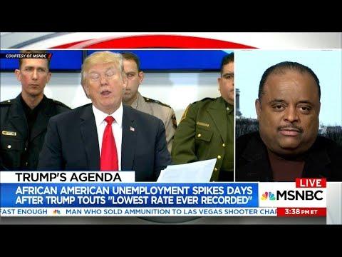 Martin Scorches Trump On DACA, Black Unemployment & Being 'Afraid' To Sit Down With Black Media