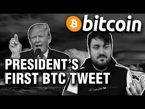 Trump Vs Bitcoin - He May Have A Point..