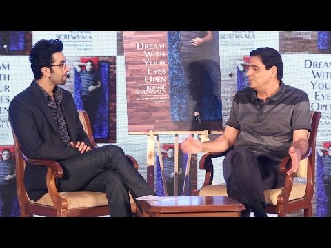 Question Answer Session with Ranbir Kapoor | Ronnie Screwvala | Book Launch