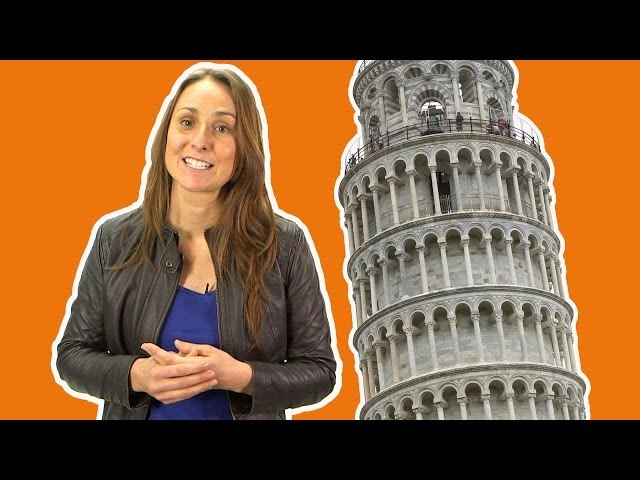 Why does the leaning tower of Pisa lean? | Sci Guide with Jheni Osman | Head Squeeze
