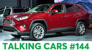 2018 New York Auto Show | Talking Cars with Consumer Reports #144