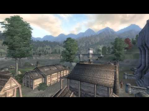 Oblivion Cinematic - The Waterfront District