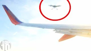 10 CRAZIEST DRONE ACCIDENTS CAUGHT ON CAMERA