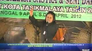 Video Rasdha (SD Pengadilan 2 Tasikmalaya) - Baca Sajak Sunda - Tanah Sunda (Ajip Rosidi) download MP3, 3GP, MP4, WEBM, AVI, FLV April 2018