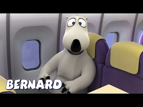 Bernard Bear | Plane Trouble AND MORE | Cartoons For Children | Full Episodes