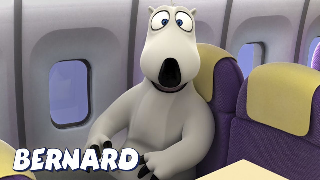 Bernard Bear | Plane Trouble AND MORE | Cartoons for Children | Full Episodes