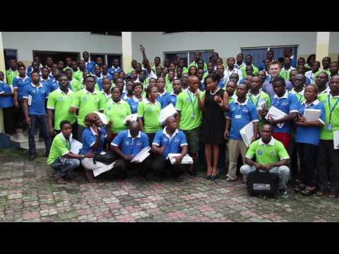 Princess Halliday Empowering African youths to do the Extraordinary