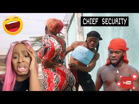BRODA SHAGGI To Be Security At DJ CUPPY'S Wedding Day 😂😂 (East Comedy) (Episode 78)