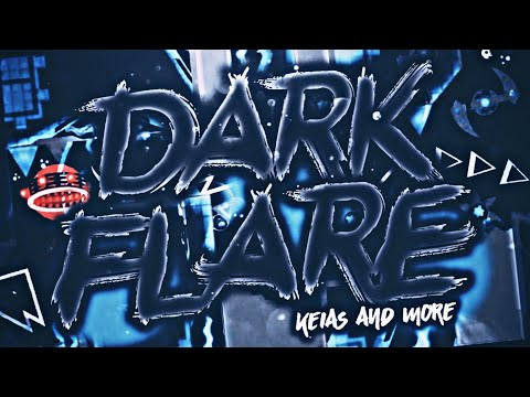 [GD 2.1] Dark Flare By KeiAs / Extreme Demon