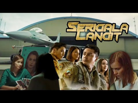 Film SERIGALA LANGIT Official Trailer April 2020