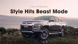 Download Video New Mitsubishi Triton - Style hits BEAST MODE   Mitsubishi Motors NZ MP3 3GP MP4