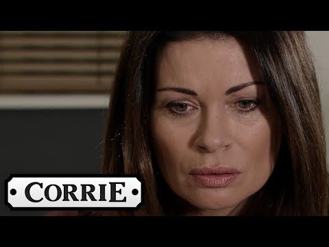 Coronation Street - Carla Discovers Who Started the Boat Fire