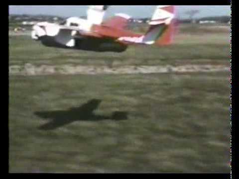 Airplane Hovercraft Hybrid The Avro Canada VZ 9 Avrocar