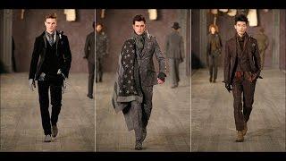 Joseph Abboud - Fall/Winter 2016-2017 at New York Fashion Week: Men's