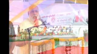 Shri Narendra Modi inaugurates Lakulish Yoga University in Ahmedabad