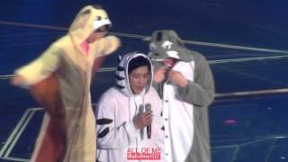 Download Video 160319 CHANYEOL - EXOluXion DOT - Lucky & 3.6.5 MP3 3GP MP4