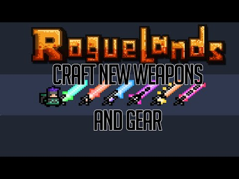Crafting Guide Roguelands