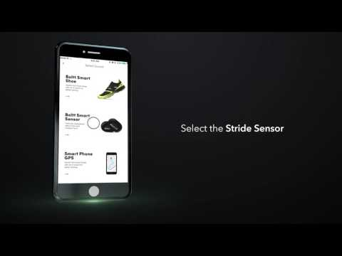 How to connect Boltt Stride Sensor with Boltt Health App