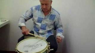 """Ludwig Commando Video #9: The Carl Palmer """"Venus"""" Signature Snare"""