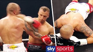 Mairis Briedis wins CRAZY fight as he elbows Glowackibefore winning by knockout | Full Fight | WBSS