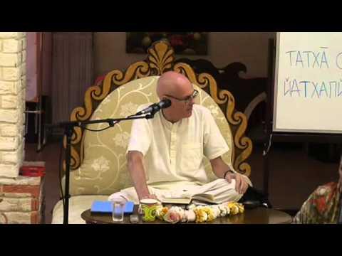 Шримад Бхагаватам 2.2.1 - Рохинисута прабху