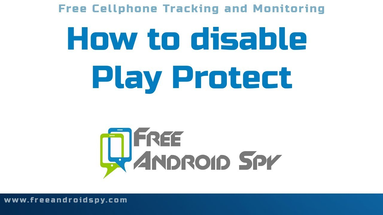 How to Disable Google Play Protect (in about 20 seconds)