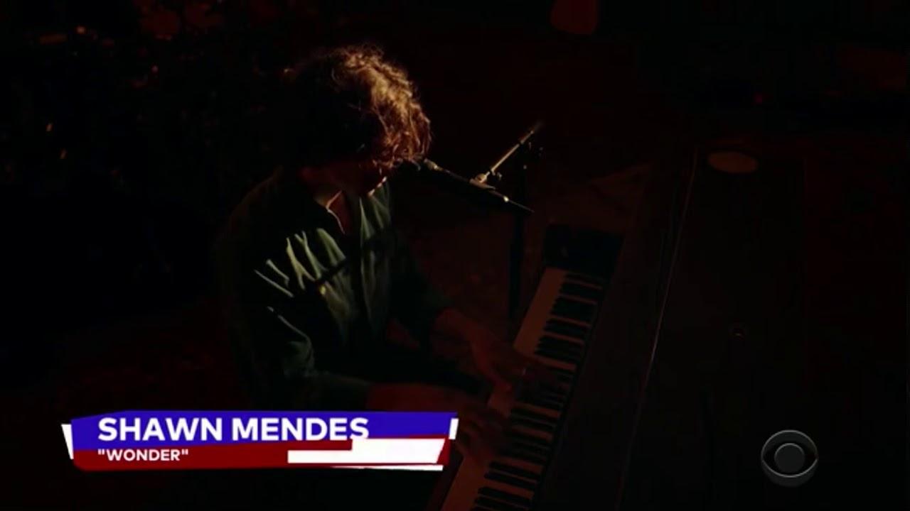 Shawn Mendes - Wonder (Acoustic) #EveryVoteCounts