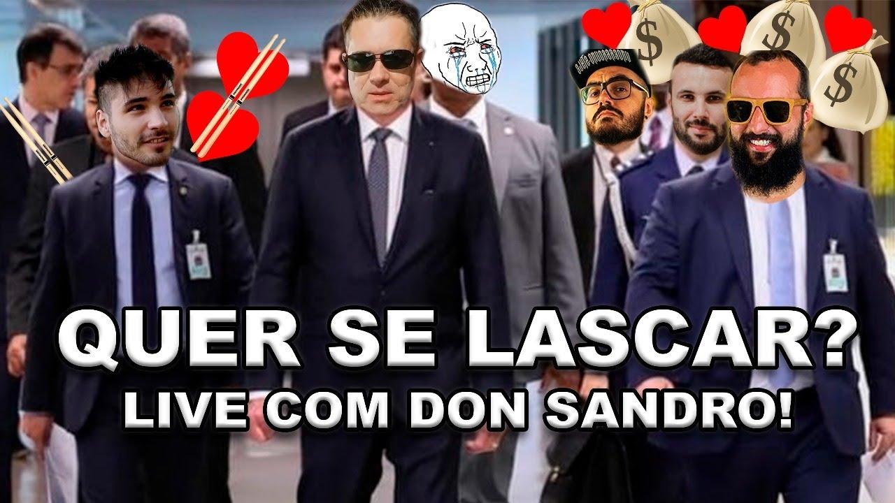 Live Don Sandro: Petry das Baquetas, Gado Sedutor, Tretas, Sojados e Muito Mais.