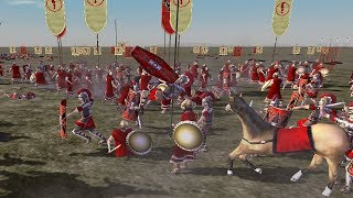 """HANNIBAL'S SACRIFICE"" - Rome Total War Online Battle #2488"