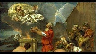 Friday Apocryphal Podcast #38 - Sirach on Sacrifices (Sirach 34-37)