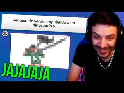 EL JUEGO MAS TROLL!! XDDDD - GARTICPHONE - Nexxuz