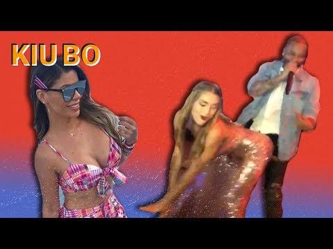 Bebé Maldonado desata el perreo en los proms de Puerto Rico | Kiubo