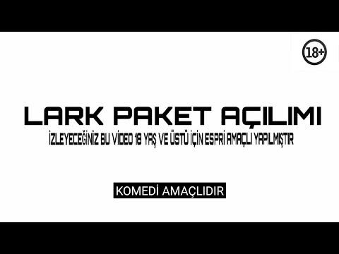 Lark Paket Açılımı
