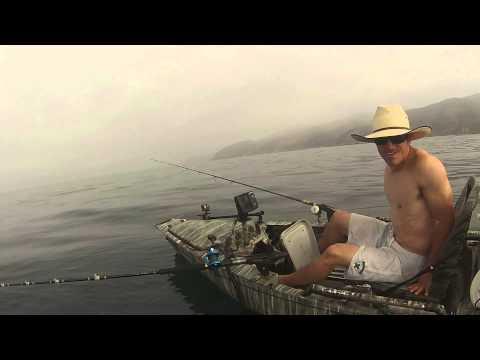 Halibut Fishing in Malibu