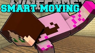 Minecraft: SMART MOVING (CRAWLING, CLIMBING, & GLIDING!) Custom Command thumbnail