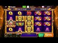 Cleopatra Slot Gameplay For iOS