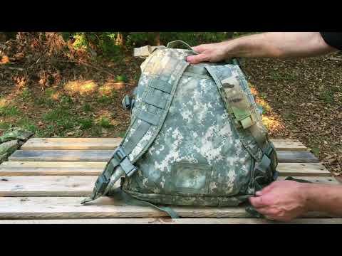 USGI MOLLE 2 Assault Pack Overview