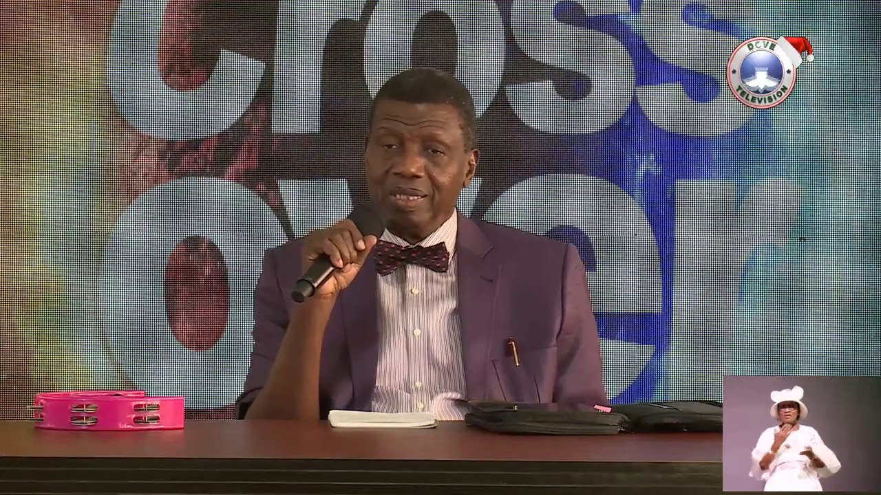 Download PASTOR'S E.A ADEBOYE MESSAGE FOR THE DOUBLE CROSSOVER