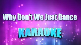 Josh Turner - Why Don't We Just Dance (Karaoke & Lyrics)
