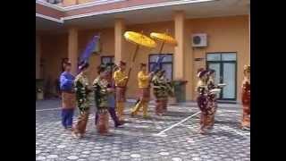 Tarian Pinang Sebelas dari Bangka Belitung