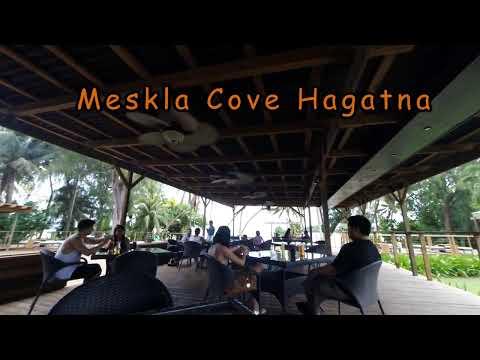 Meskla cove to Jimmy Dees beach bar Tamuning Guam