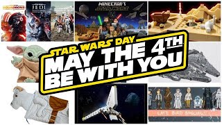 Star Wars Day 2021: May The 4th Deals and Exclusives